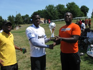 Ghanaian communities in US raise US$ 5000 from charity match