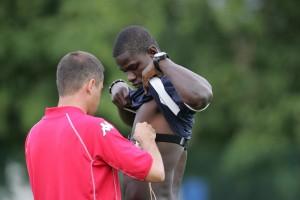 Evian TG FC extol Jonathan Mensah's qualities