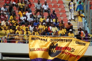 Medeama confirm Golden Arrows partnership talks