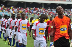 Nania FC trio named in Ghana's pre-All Africa Games squad