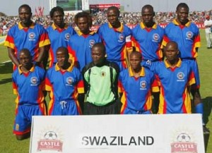 Swaziland recall deadly duo to face Ghana in AFCON qualifier