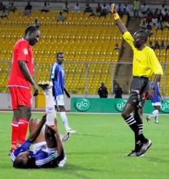 Referee Nunoo to handle FA Cup final