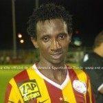 Afful wins second Tunisian League title with Esperance