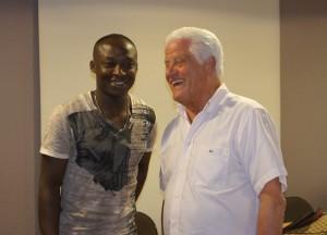 Ghana midfielder Haminu Dramani joins French side Arles Avignon