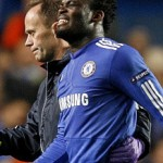 Who are the five players to replace Essien in Ghana's squad?