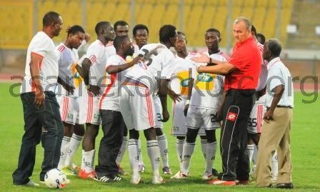 Ghana FA summons Kotoko players and technical team for hearing