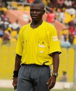 Kotoko take aim at referee Awal Mohammed