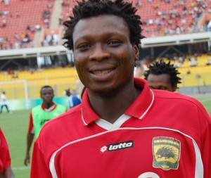 Striker Stephen Manu set for Kotoko return