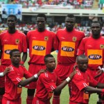 Kotoko to play four matches on Serbia tour