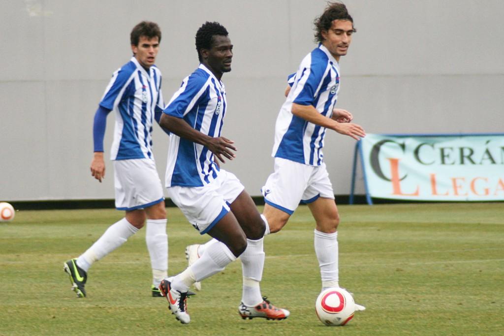 Ghana youth Tetteh joins Spanish Segunda side, Montaneros