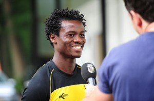 Anthony Annan's Vitesse debut delayed