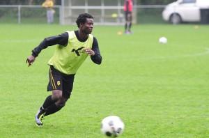 Ex-Bayern star Kuffour lauds Annan for Schalke exit