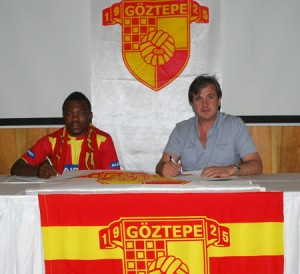 Exclusive: Berekum Cheslea striker Bismark Idan signs for Goztepe
