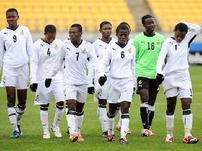 Ghana U-20 ladies team thump SA side