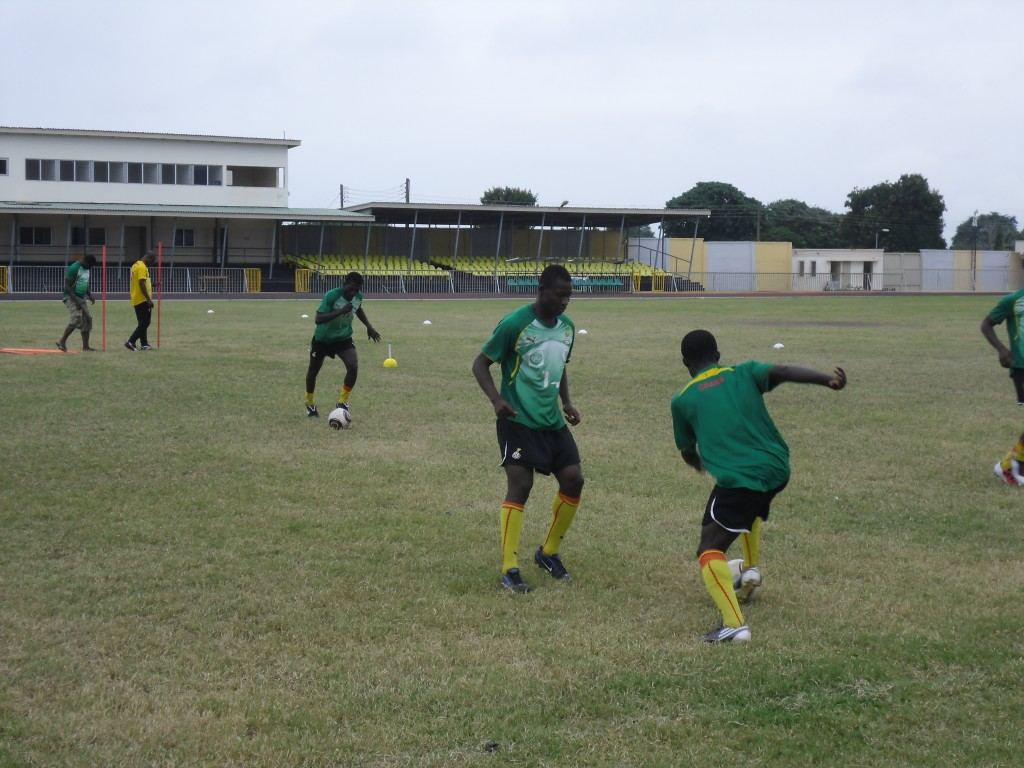 Ghana U-23 to play Kaizer Chiefs in AAG warm-up
