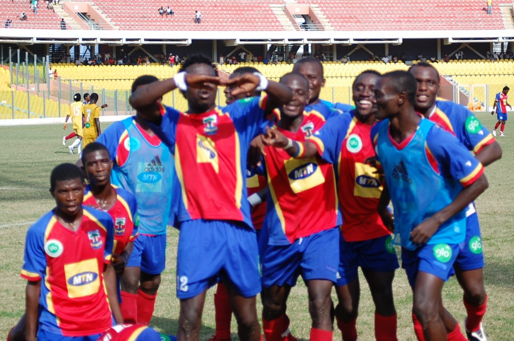 Hearts reject invitation to play in GHALCA tourney