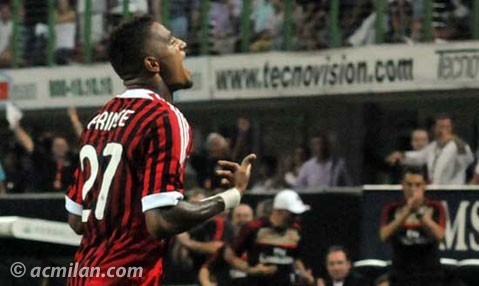 Kevin Boateng passed fit for Serie A opener