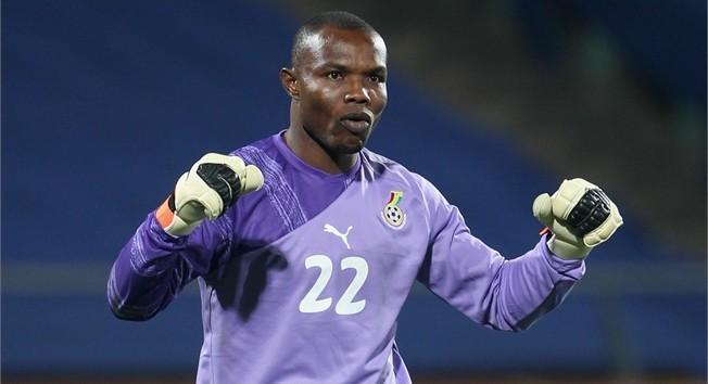 Ghana goalie Kingson hits back at boo-boys
