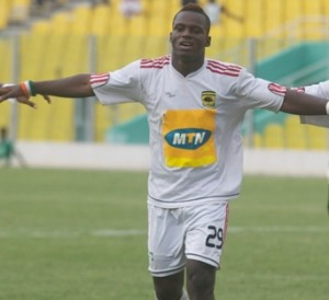Kotoko striker Toure rejects lucrative Chelsea move