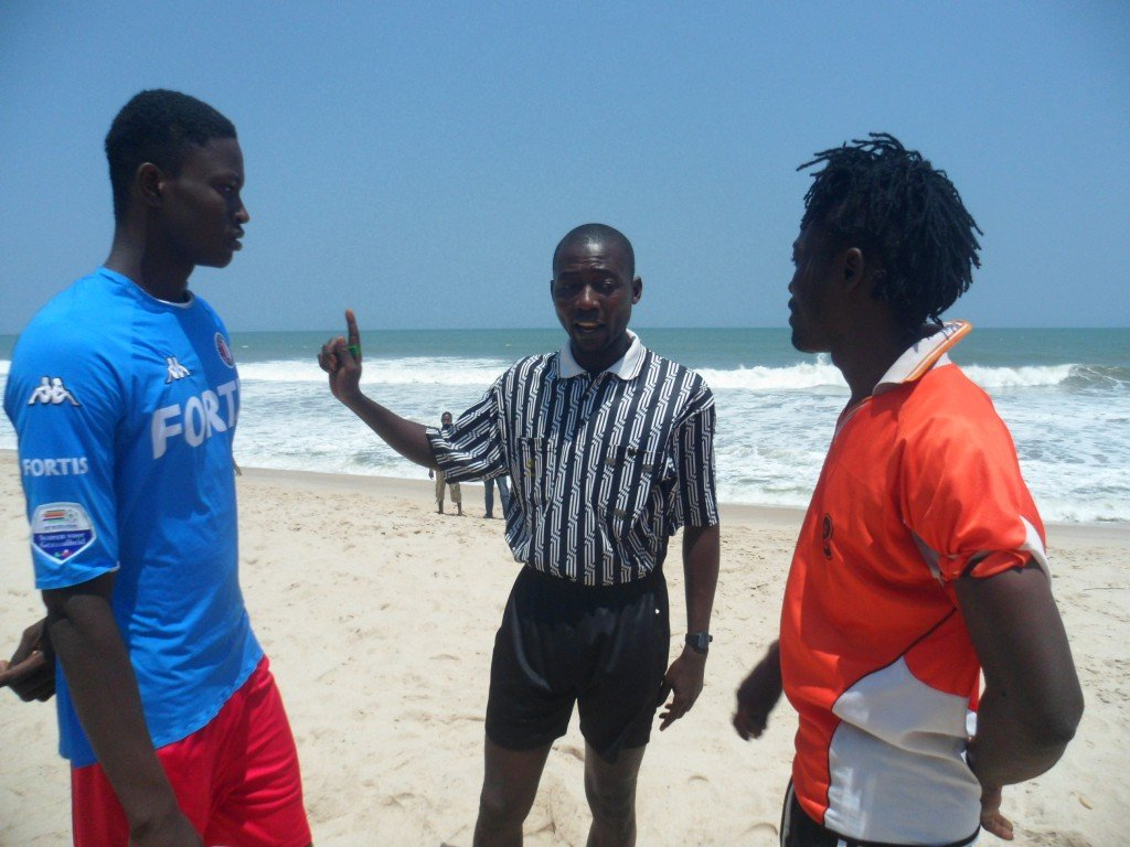 Pictures: Beach Soccer Unity Cup