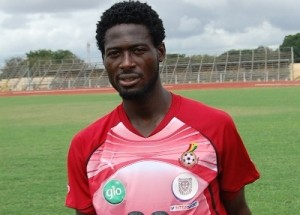 Sampson Cudjoe linked with Zamalek