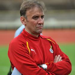 Ghana coach Stevanovic focused on Swaziland win