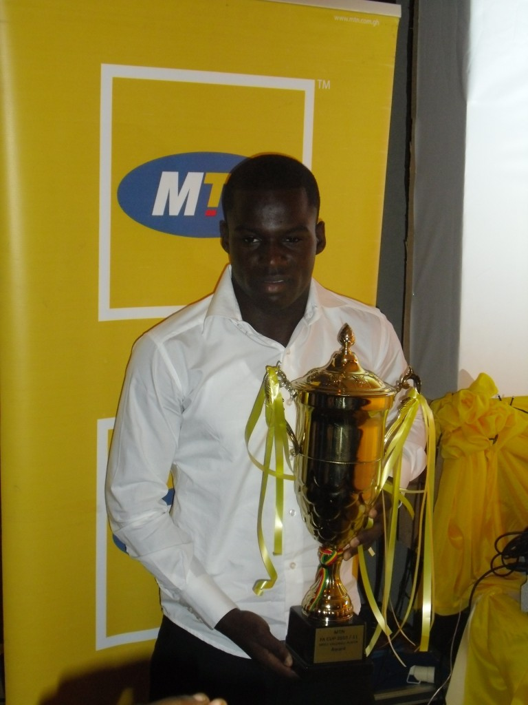 Toure wants Africa best after conquering Ghana