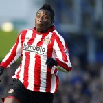 Asamoah Gyan ready to power Sunderland to the top