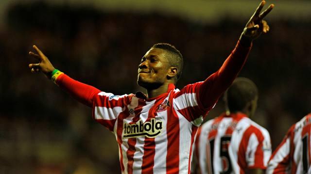 Sunderland to work on Gyan fitness level