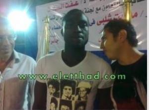 Exclusive: League's top scorer Nana Poku signs for Egyptian side Ittihad