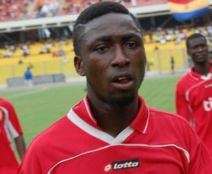 Ofosu Appiah secures work permit for Jomo Cosmos debut