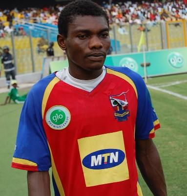Hearts defender Boampong to sign for Bucaspor