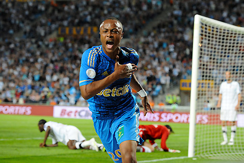 Marseille hope for Andre Ayew magic in Uefa Champions League