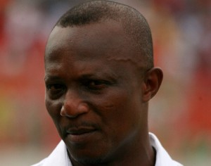 Randy Abbey heaps praise on Ghana Under-23 coach