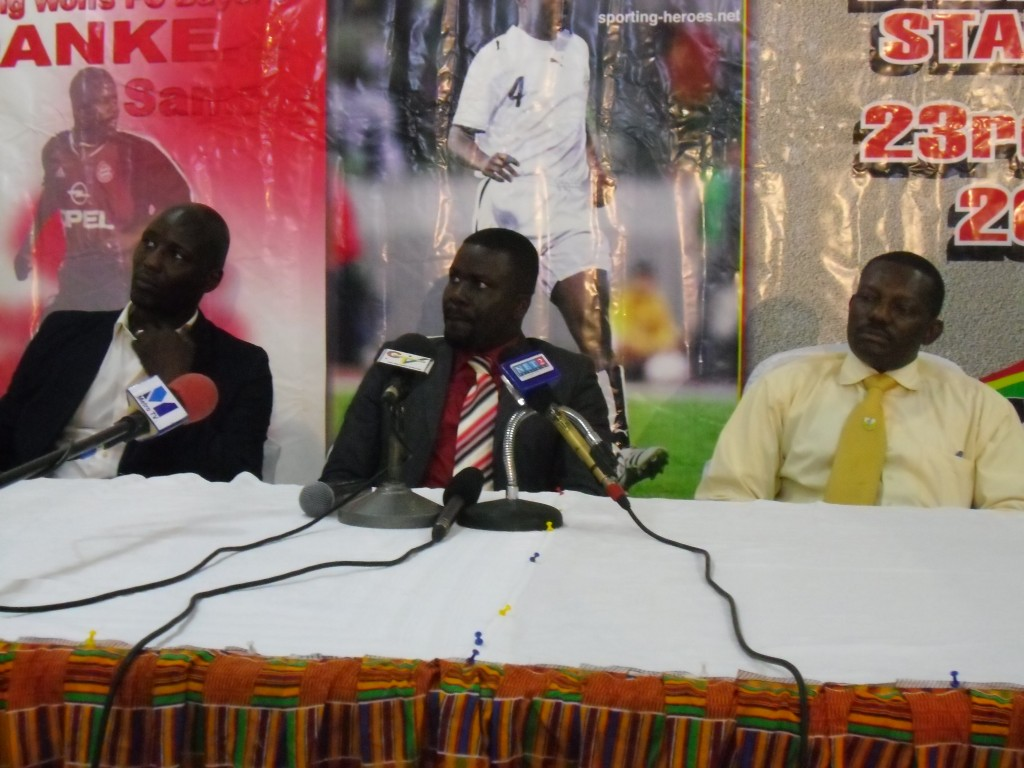 Dwight Yorke, Andy Cole to feature in Kuffour testimonial