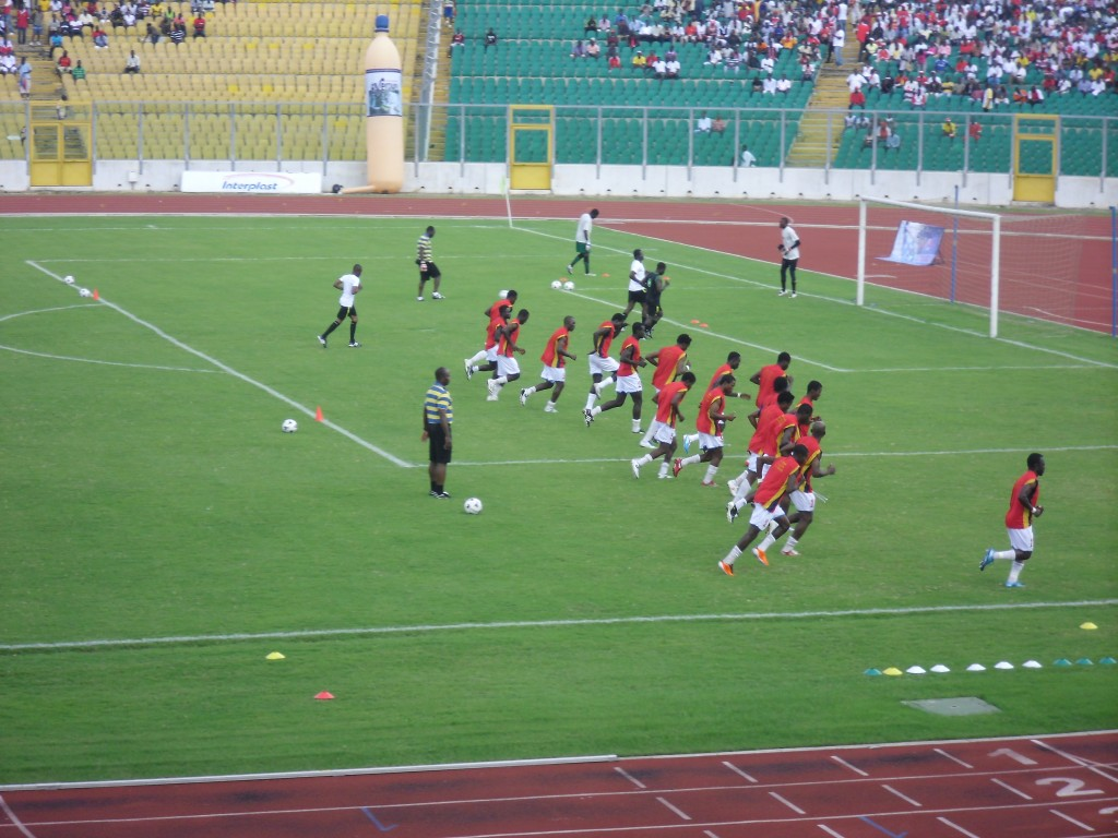 Hearts physical trainer touts team's conditioning against Kotoko