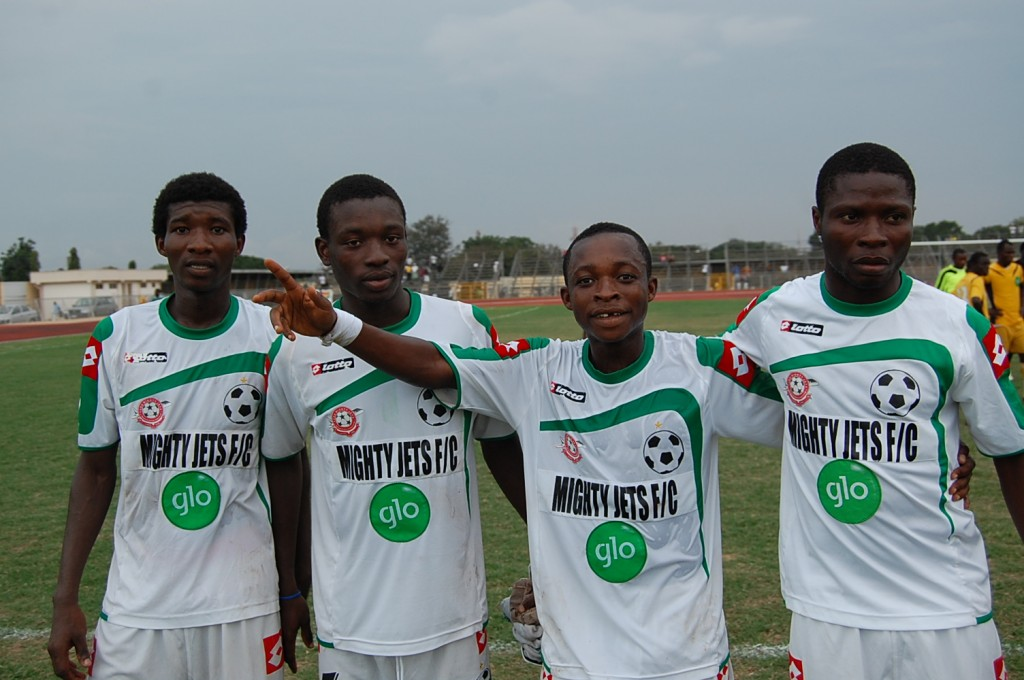 Tudu Mighty Jets 'up for sale'