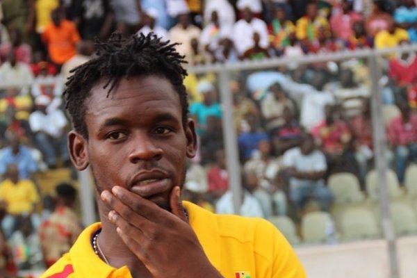 Berekum Chelsea refuse to sell striker Clottey