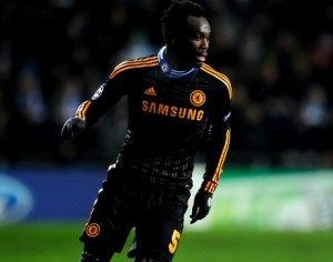 Michael Essien positive on slow recovery
