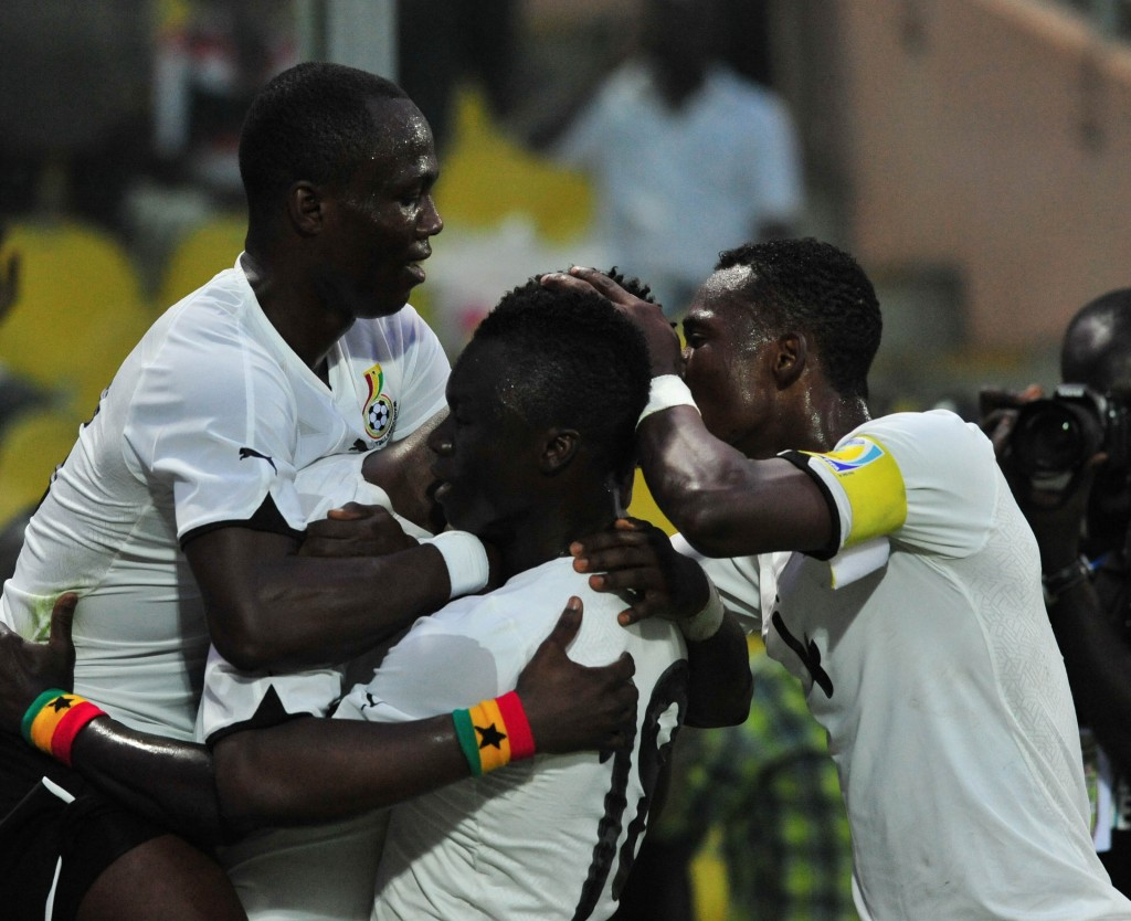 Ghana stay on top after Swazi win