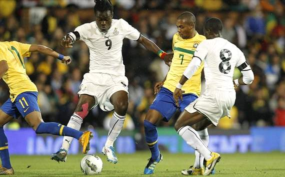 Ghana in talks for Brazil friendly rematch in Accra or Kumasi