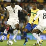 Ghana vs Brazil: how they rated