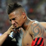 Kevin Boateng content with Milan display against Barcelona