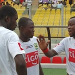 Kotoko lose friendly ahead of Hearts test