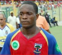 Hearts striker Otoo warns Kotoko
