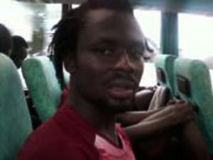 Ghana U23 sweat on midfielder Malik Akowuah