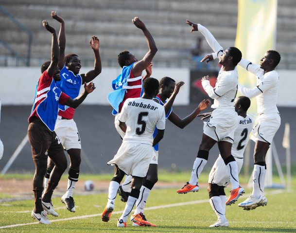Ghana battle Cameroon at AAG semis