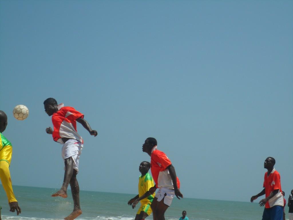 Ghana beach soccer lands bumper deal