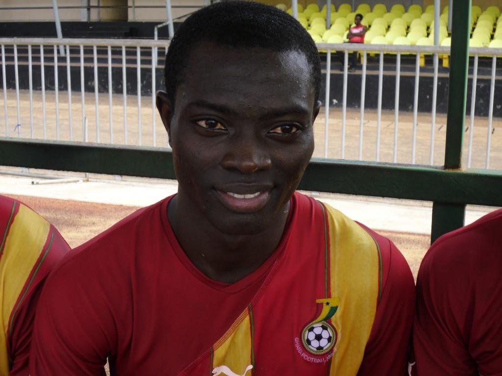 Hearts claim Uriah Asante capture