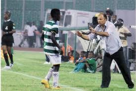 AshGold coach Lugarusic returns to post